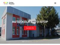 Slika naslovnice sjedišta: Autoškola Autostop (http://www.autostop.hr/)