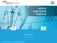 Slika naslovnice sjedišta: HROTE d.o.o. (http://www.hrote.hr/)