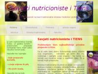 Slika naslovnice sjedišta: Savjeti nutricionista (http://www.nutricionist.savjetnik.com/)