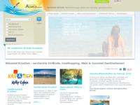 Slika naslovnice sjedišta: Webadria - Ponuda privatnog smještaja (http://www.webadria.com/)