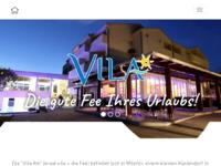 Slika naslovnice sjedišta: Apartmani i pansion Vila 4M, Miletići (http://www.vila4m.hr/)
