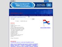 Frontpage screenshot for site: Hrvatska u srcu (http://ivko007.20m.com/)