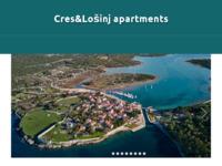 Slika naslovnice sjedišta: Turističke stranice otoka Cresa i Lošinja (http://www.cres-losinj.net/)