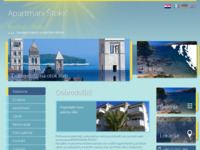 Frontpage screenshot for site: Apartmani Štokić, Rab, Barbat (http://www.apartmani-stokic.com)