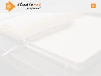 Frontpage screenshot for site: Studio Res - prijevodi, lektoriranje, ovjere (http://www.studio-res.hr/)