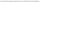 Frontpage screenshot for site: Antikor d.o.o. (http://www.antikor.htnet.hr/)