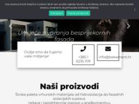 Frontpage screenshot for site: Bekament d.o.o. za graditeljstvo i trgovinu (http://www.bekament.hr)