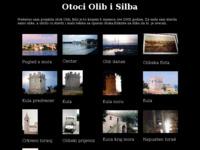 Slika naslovnice sjedišta: Otoci Silba i Olib (http://www.inet.hr/~tgaspari/photo/Olib/index.html)