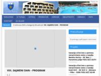 Slika naslovnice sjedišta: Službene stranice općine Tuhelj (http://www.tuhelj.hr)