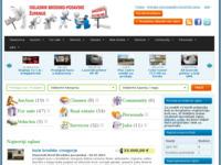 Slika naslovnice sjedišta: Brodska burza (http://www.brodska-burza.net)
