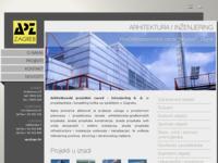 Slika naslovnice sjedišta: APZ - Arhitektonski projektni zavod (http://www.apz.hr/)