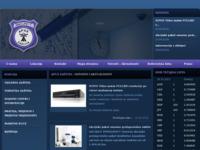 Slika naslovnice sjedišta: Apus Security - tjelesna i tehnička zaštita (http://www.apus.hr/)