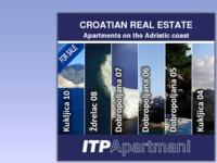 Slika naslovnice sjedišta: ITP Apartmani za prodaju (http://www.itp.hr)