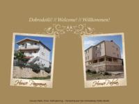 Frontpage screenshot for site: Privatni smještaj Pula (http://www.vacation-pula.com)