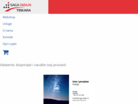 Slika naslovnice sjedišta: Grafika, tisak i dizajn (http://www.saga-dizajn.hr)