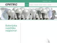 Slika naslovnice sjedišta: Unitrg d.o.o. (http://www.unitrg.hr/)