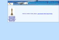 Frontpage screenshot for site: Apartmani Povlja Brač (http://www.inet.hr/~ap-povja/)