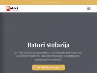 Slika naslovnice sjedišta: Stolarija Batori (http://www.batori.hr)