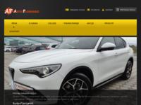 Slika naslovnice sjedišta: Auto-Florijanić Varaždin - rabljeni automobili i motorna vozila (http://www.auto-florijanic.hr/)