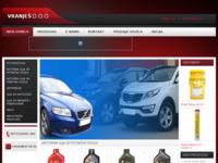 Slika naslovnice sjedišta: Vranješ ovlašteni distributer Shell ulja (http://www.vranjes-grude.net)