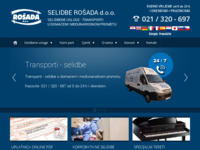 Slika naslovnice sjedišta: Selidbe Rošada d.o.o. (http://www.rosada.hr/)