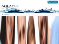 Slika naslovnice sjedišta: Filteri za vodu i sustavi za uklanjanje kamenca - Aquapur Hrvatska (http://www.aquapur.hr/)