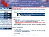 Slika naslovnice sjedišta: Hrvatski institut internih revizora (HIIR) (http://pifc.mfin.hr/hr/pifc_hrvatska_ur_hiir.htm)