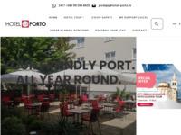 Slika naslovnice sjedišta: Hotel Porto - Zadar (http://www.hotel-porto.hr)