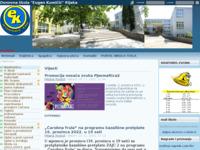 Slika naslovnice sjedišta: Stranice Osnovne škole Eugen Kumičić u Rijeci (http://www.os-ekumicic-ri.skole.hr)