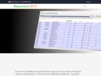 Frontpage screenshot for site: Matsys d.o.o. (http://www.komunalno.com/)