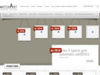 Slika naslovnice sjedišta: Watchart - centar satova (http://www.watchart.hr)