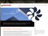 Slika naslovnice sjedišta: Megatrade d.o.o. (http://www.megatrade.com.hr/)