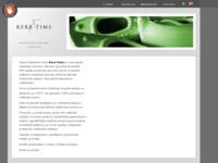 Slika naslovnice sjedišta: Kera-Tims - uporabna i ukrasna keramika - ručni rad (http://www.kera-tims.hr)