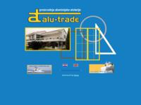 Slika naslovnice sjedišta: Alu-trade (http://www.alutradestolarija-zd.hr)