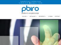 Slika naslovnice sjedišta: Poslovni biro PBIRO poslovno savjetovanje  - konzalting (http://www.pbiro.hr/)