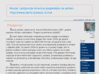 Frontpage screenshot for site: Dario Ljubešić: rodbinske veze (http://free-sk.t-com.hr/dario/ged/)