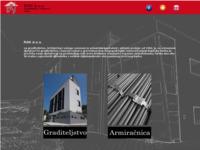 Frontpage screenshot for site: Ran d.o.o. (http://www.ran.hr/)