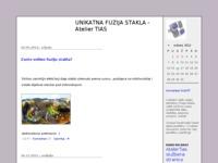 Slika naslovnice sjedišta: Fuzija stakla (http://ateliertias.blog.hr)