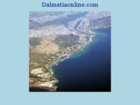 Frontpage screenshot for site: Ema obiteljski turizam (http://free-st.htnet.hr/ema)