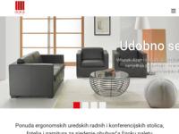 Slika naslovnice sjedišta: Duka interijeri (http://www.duka-interijeri.hr/)