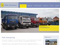 Slika naslovnice sjedišta: Palić inženjering (http://www.palic-inzenjering.hr)