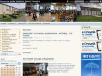 Slika naslovnice sjedišta: Osnovna škola Vladimir Nazor - Topusko (http://os-vnazor-topusko.skole.hr/)