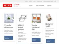 Slika naslovnice sjedišta: Velux Hrvatska d.o.o. (http://www.velux.hr)