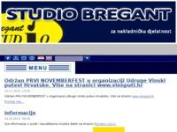 Slika naslovnice sjedišta: Studio Bregant d.o.o. (http://www.studio-bregant.hr)