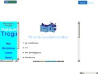 Frontpage screenshot for site: Apartman u Trogiru - iznajmljuje se! (http://turist.5u.com/trogir/index.htm)