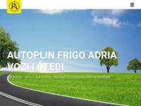 Slika naslovnice sjedišta: Frigo Adria d.o.o. (http://www.frigoadria.hr)