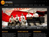 Slika naslovnice sjedišta: Sphera (http://www.sphera.hr)