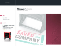 Slika naslovnice sjedišta: Graver.hr (http://www.graver.hr)