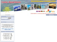 Slika naslovnice sjedišta: Odmor u Hrvatskoj on-line (http://www.croatia-apartments-kroatien.com)