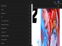 Frontpage screenshot for site: Webshop (http://www.sophoslab.hr)